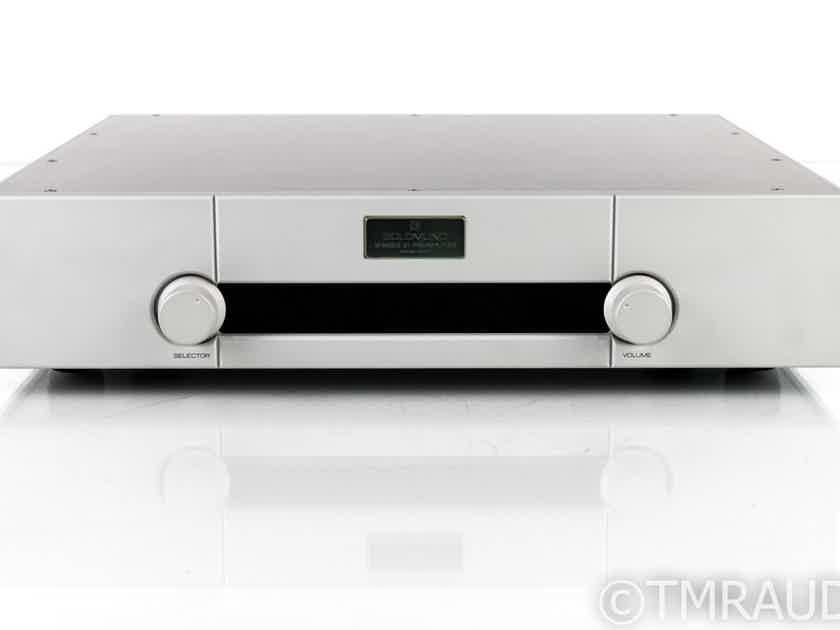 Goldmund Mimesis 21+ DAC; D/A Converter; Remote (19607)