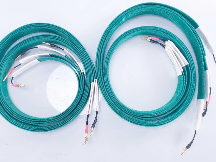 Trinium XL Bi-Wire Speaker Cables