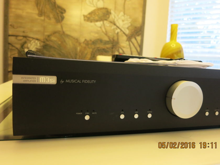 Musical Fidelity M3si Mint Condition