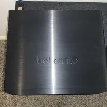 Bel Canto Design Black EX DAC