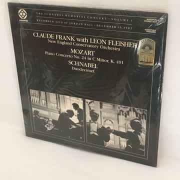 RARE SEALED Double Audiophile Album Set: Frank/Shure/Fl...