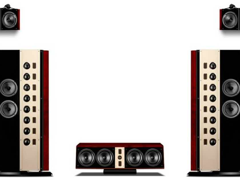 Swans Speakers Systems F 2.6+   DEALER COST SPECIALL  60% OFF