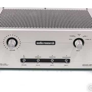 Audio Research LS16 MKII Stereo Tube Preamplifier