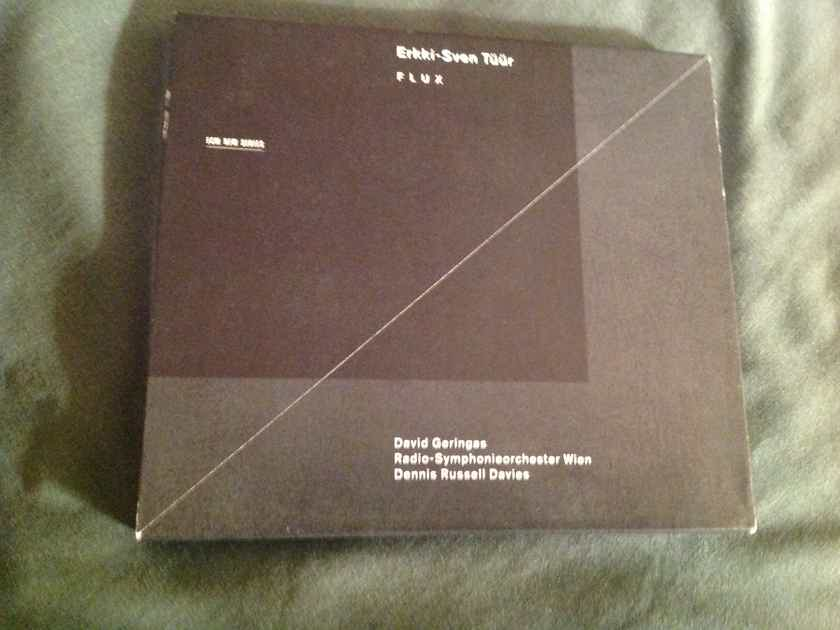 Erikk-Sven Tuur Flux ECM New Series