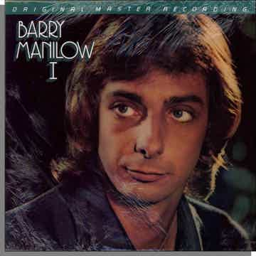 Barry Manilow - Barry Manilow 1 - MFSL Original Master ...