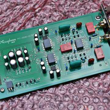 AD-30 Analog Disk Input Card