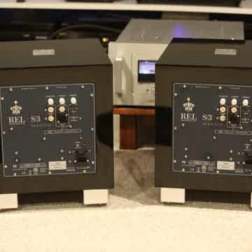 REL Acoustics S3 SHO