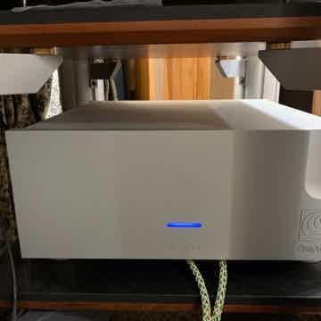 Ypsilon Electronics VPS-100 Silver Edition Top Ref Phono