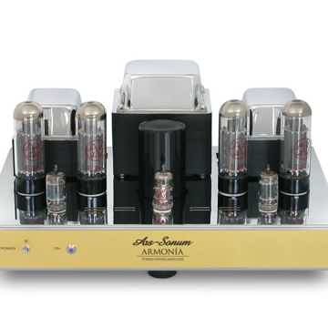 Introducing the Ars Sonum Armonia Class A EL34 Power Am...