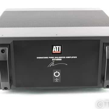 AT4003 3 Channel Power Amplifier