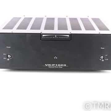 VK-P10SE MM / MC Tube Phono Preamplifier
