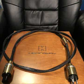 Hemingway Audio Creation Power Cable 2m