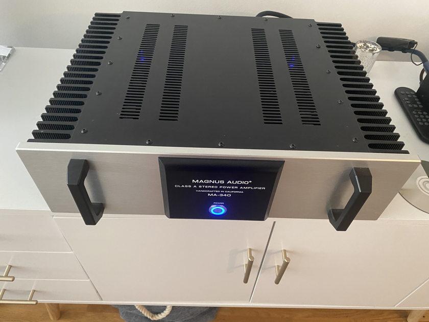Magnus Audio MA-340 Class A 50w Amp