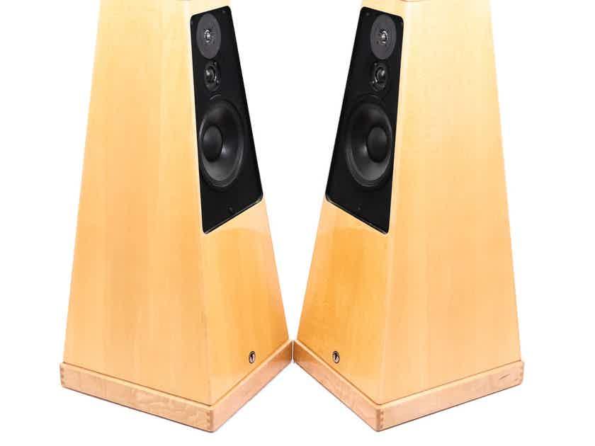 Talon Khorus Floorstanding Speakers; Maple Pair (27245)