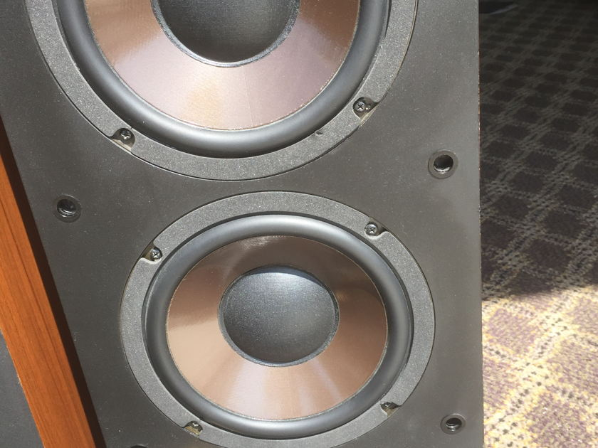 Genesis Technologies VI  Genesis VI Gorgeous Audiophile Speakers