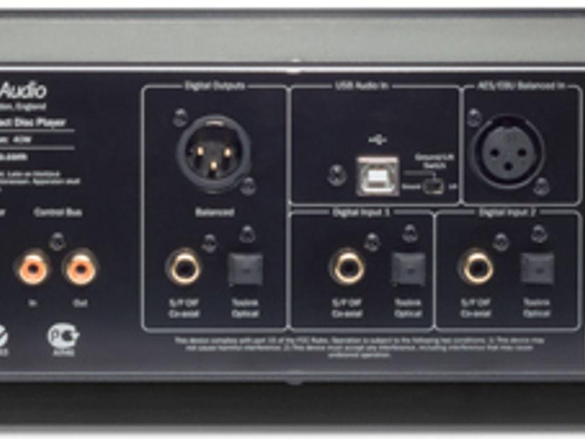 CAMBRIDGE AUDIO Azur 851C Flagship Upsampling DAC, CD Player & Preamplifier: Mint Condition B-Stock; Full Manufacturer's Warranty; Black; 33% Off