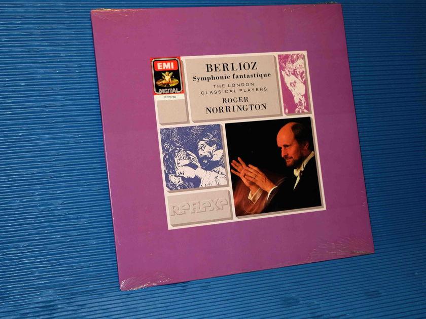 "BERLIOZ / Norrigton - ""Symphonie Fantastique"" -  EMI Candaian Pressing 1989 SEALED"