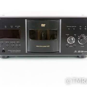 DVP-CX995V 400 Disk Changer DVD / SACD Player