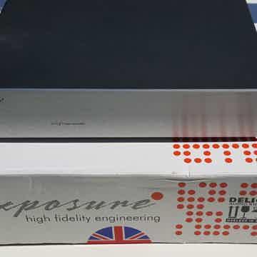 2010S Power Amplifier