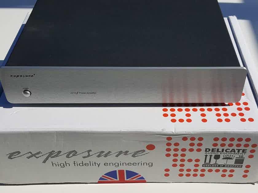 Exposure Electronics 2010S Power Amplifier  *NICE*