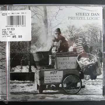 Steely Dan - Pretzel Logic - SEALED Remastered 1999 MCA...