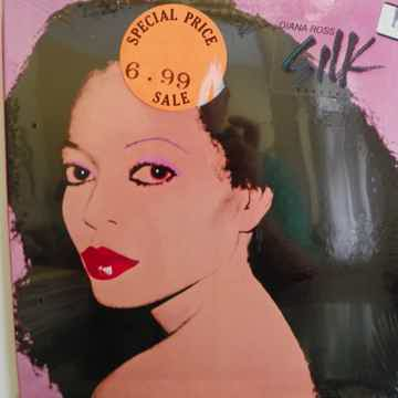 DIANA ROSS - SILK ELECTRIC NM