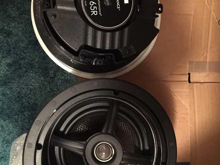Sonance VP69R and VP65R in-ceiling in-wall speakers