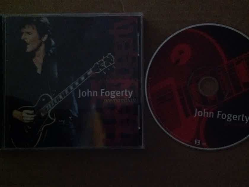 John Fogerty - Premonition Reprise Records Compact Disc