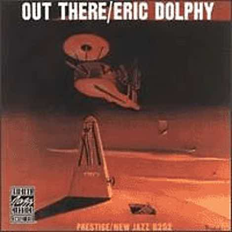Eric Dolphy Out There - LP