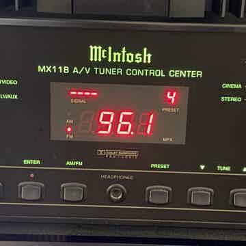 McIntosh MX118