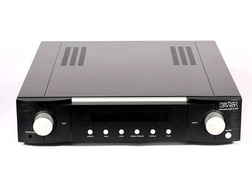 Mark Levinson No 526 current model preamp with phono, dac and more!