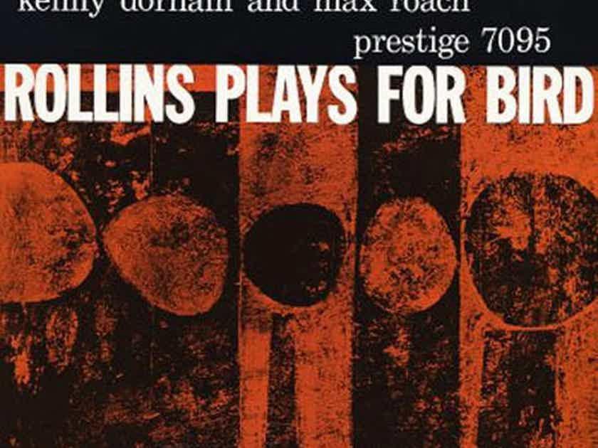 Sonny Rollins Rollins Plays Bird - SACD