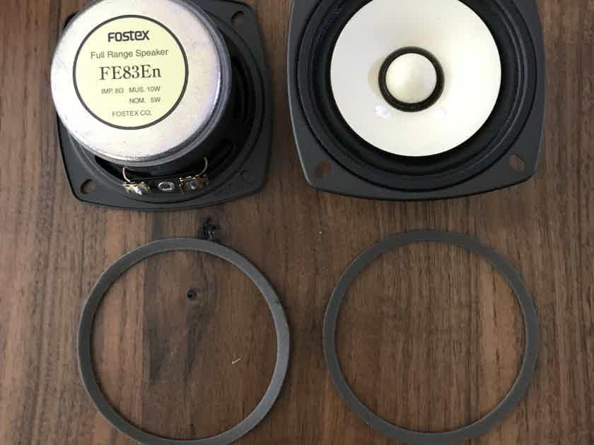 Fostex FE 83EN Speakers