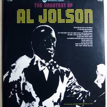 The Greatest Of Al Jolson