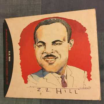 ZZ Hill The complete Hill records collection Cd set Cap...