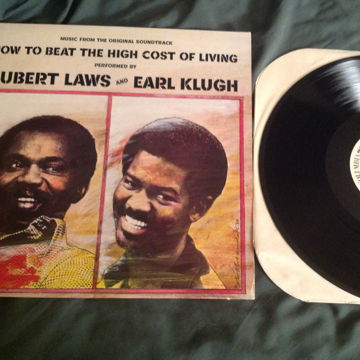 Hubert Laws Earl Klugh How To Beat The High Cost Of Living