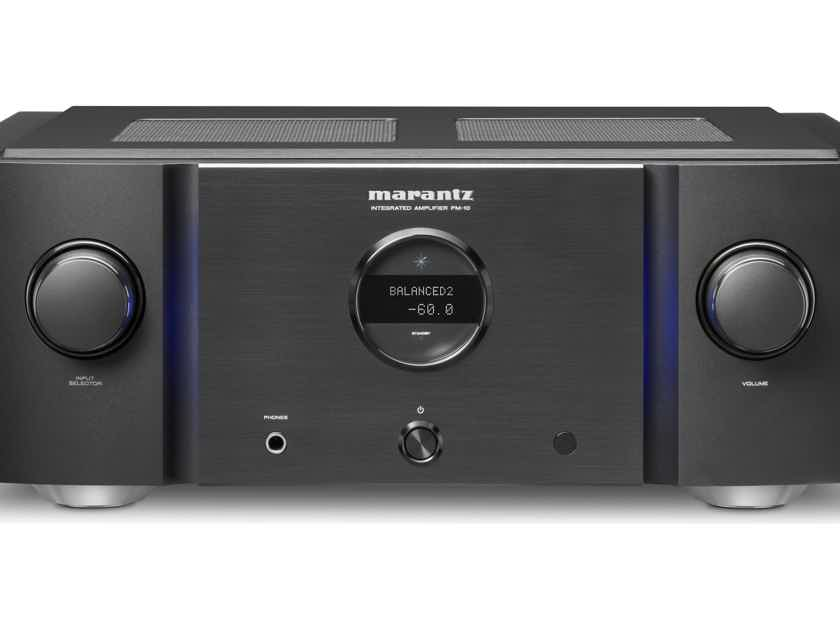 Marantz PM-10 PM10 Integrated Stereo Amp Amplifier FREE Shipping