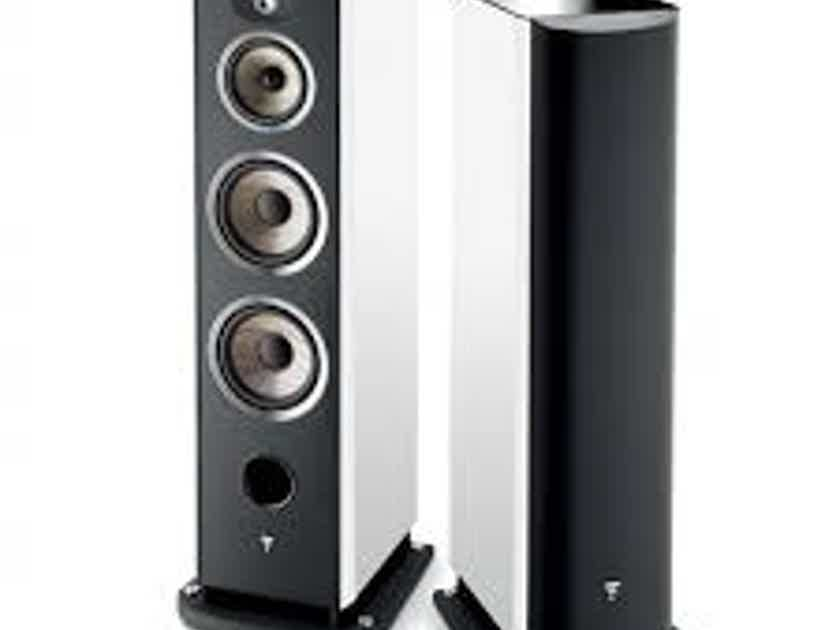 Focal Aria 948 3-Way Floorstanding Loudspeakers Trade Show Demo; Full Warranty; 44% Off; Free Shipping