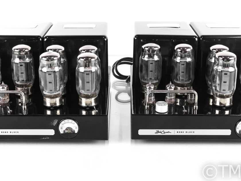 Carver Audio Black Beauty 305 Mono Tube Power Amplifier; Pair; VTA305M (21994)
