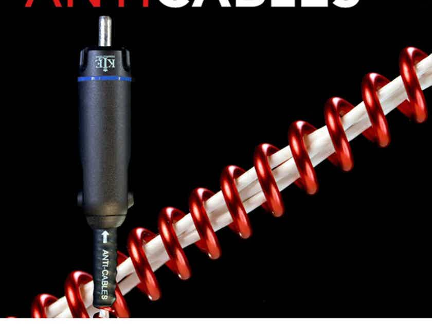 ANTICABLES Level 6.2 ABSOLUTE Signature 1.5m Digital Cable