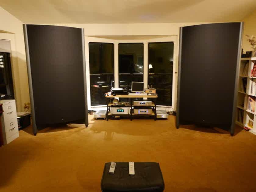 Sound Lab M-1, A-1PX Panels