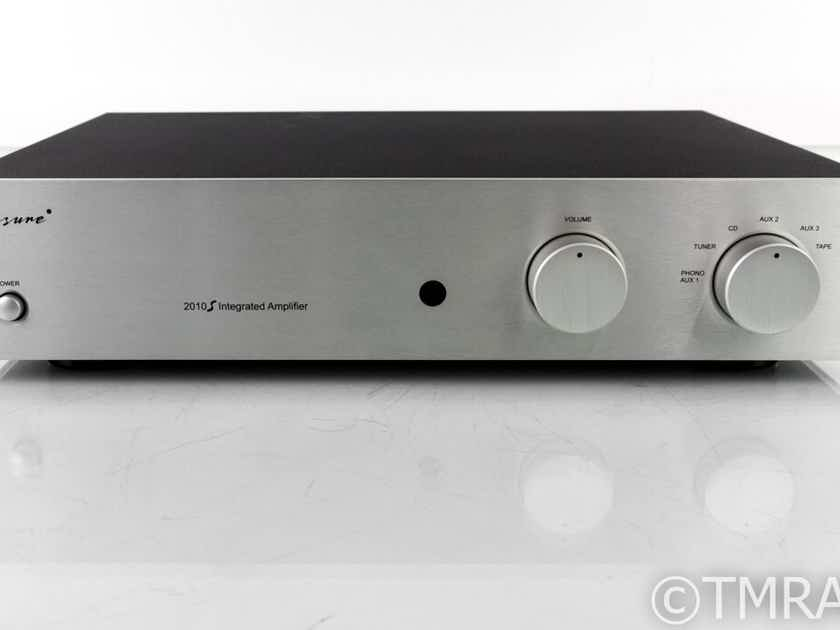 Exposure 2010S Stereo Integrated Amplifier; 2010-S; Remote; 240V (19856)