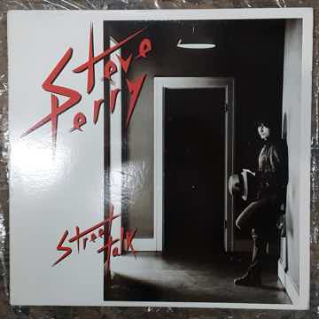 Steve Perry - Street Talk 1984 NM- Vinyl LP Columbia FC...