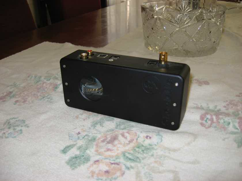 Chord Electronics Ltd. QX DAC EXCELLENT Condition w/12v DC Power Supply