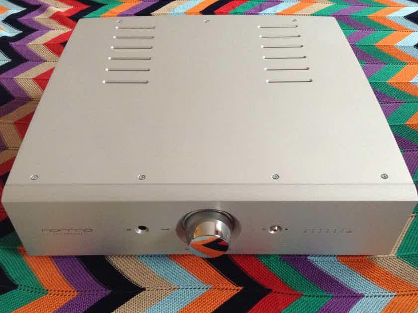 Norma Audio Revo IPA-140 with DAC and Phono