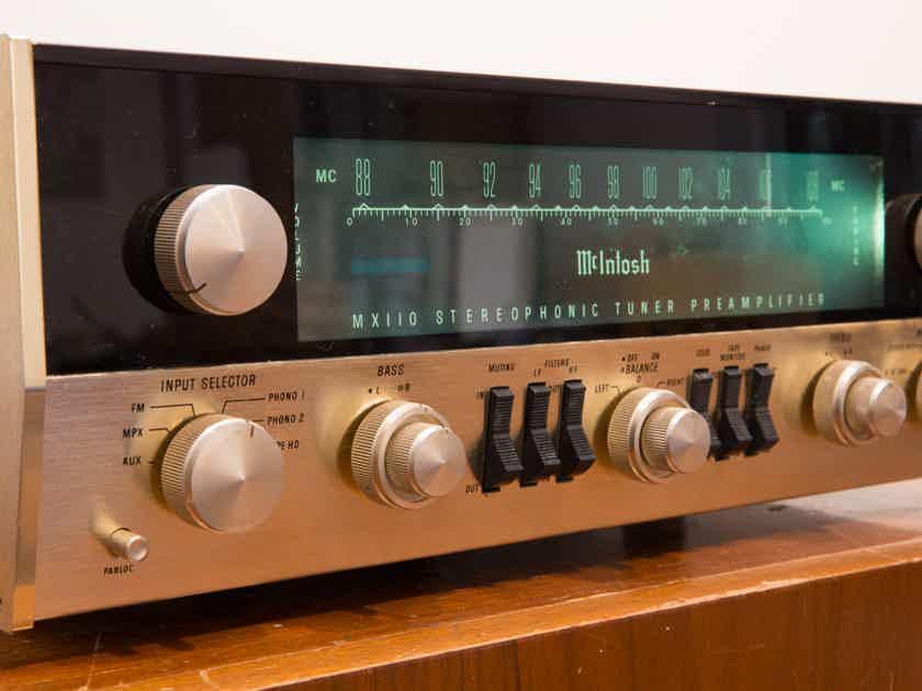 McIntosh MX-110 Z series