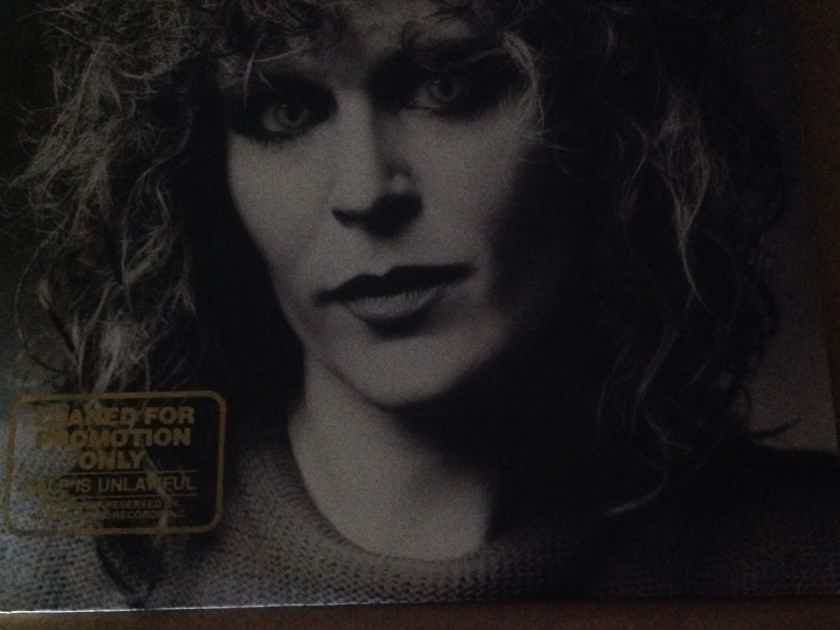 Lauren Wood - Cat Trick Warner Brothers Records Promo Stamp Front Cover Vinyl LP NM