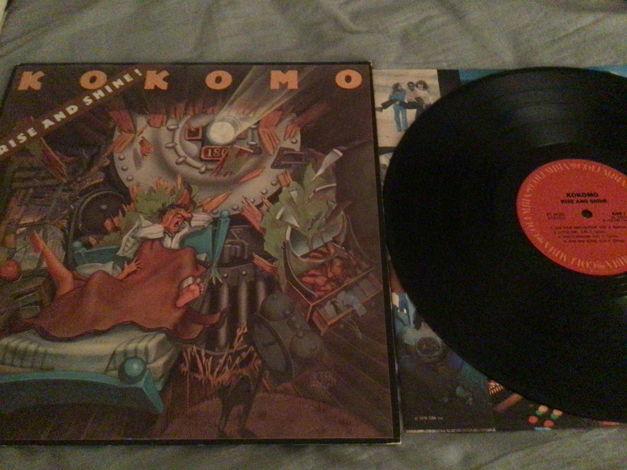 Kokomo Ex King Crimson