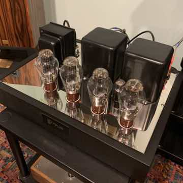 Custom PVK 300B Power amplifier