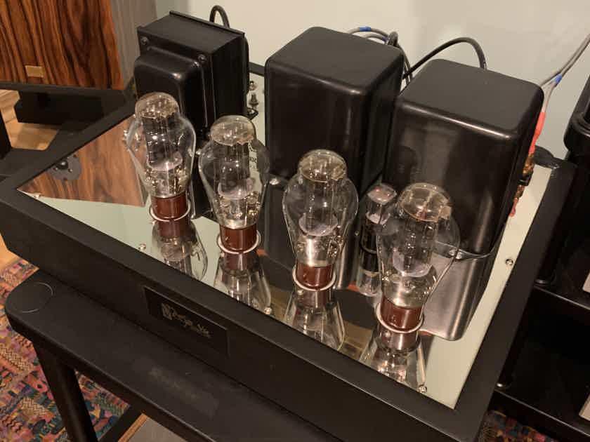 Deja Vu Audio Custom PVK 300B Tube Push Pull HiFi Stereo Power Amplifier